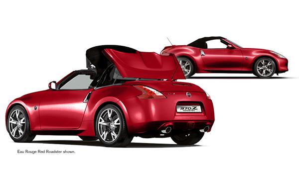new nissan 370z roadster for sale. Black Bedroom Furniture Sets. Home Design Ideas