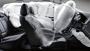 i40 Tourer Maximum 5-Star ANCAP Safety Rating