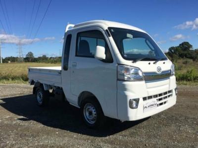 Daihatsu Hijet JUMBO UTILITY S500P