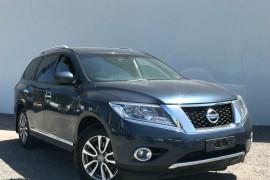 Nissan Pathfinder ST-L -