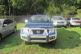 Nissan Navara ST-X D40 S5