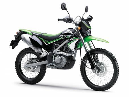 New 2016 KLX150BF SE