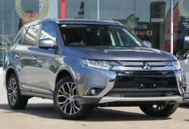 Mitsubishi Outlander Exceed AWD Diesel ZK