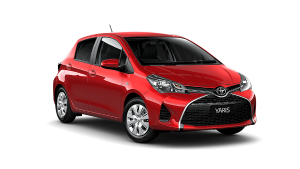 2015 Yaris Ascent 5 door Hatch Auto