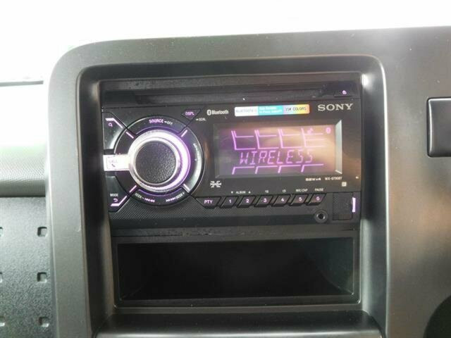 2004 Nissan Cube BZ11 Wagon
