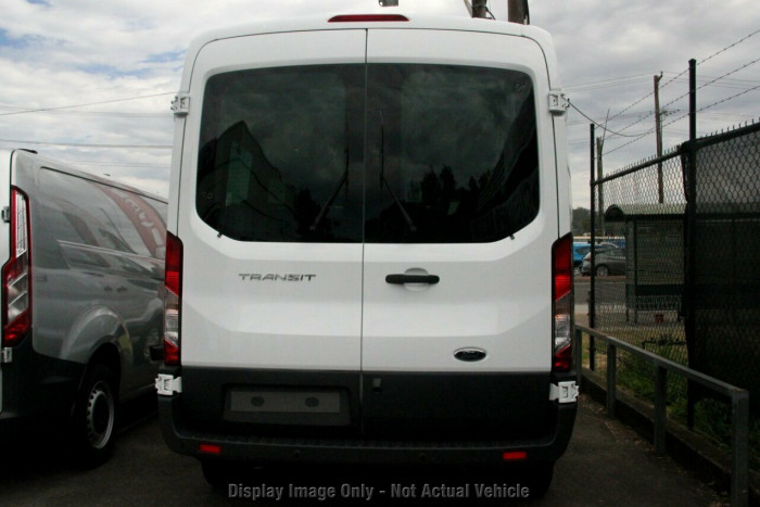 2017 MY17.75 Ford Transit VO 410L 12 Seat Bus Bus