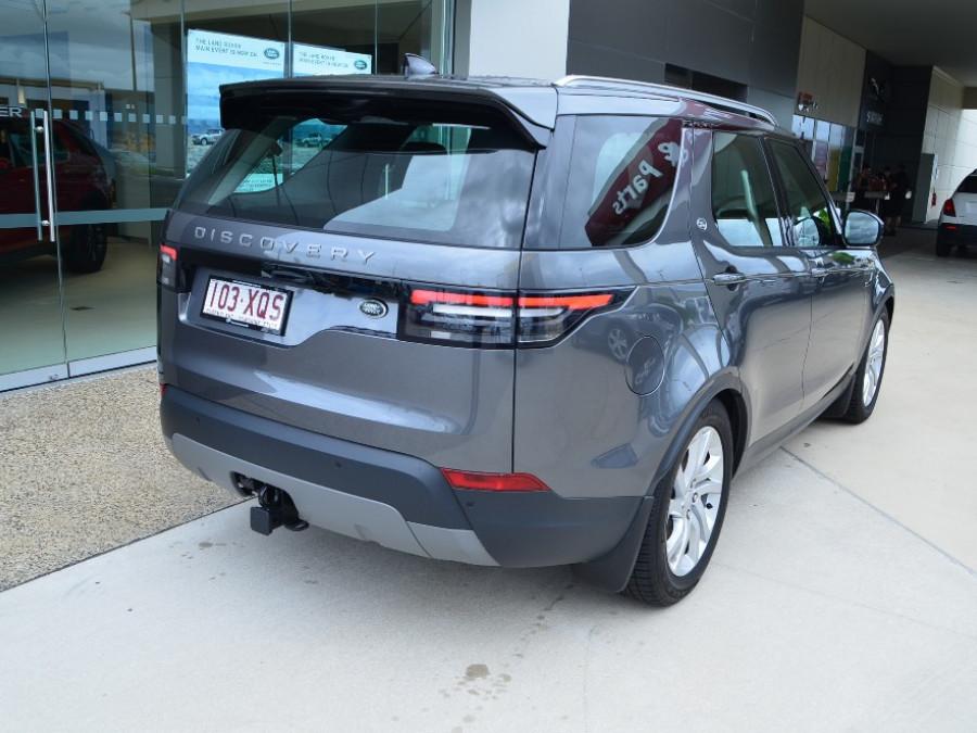 2017 Land Rover Discovery SE SD4 Wagon