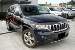 Jeep Grand Cherokee Limited WK MY2011
