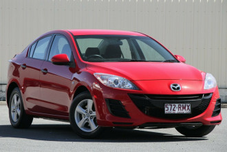 Mazda 3 Neo Activematic BL10F1 MY10