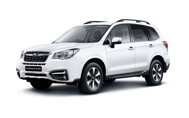 Subaru Forester 2.0i-L S4
