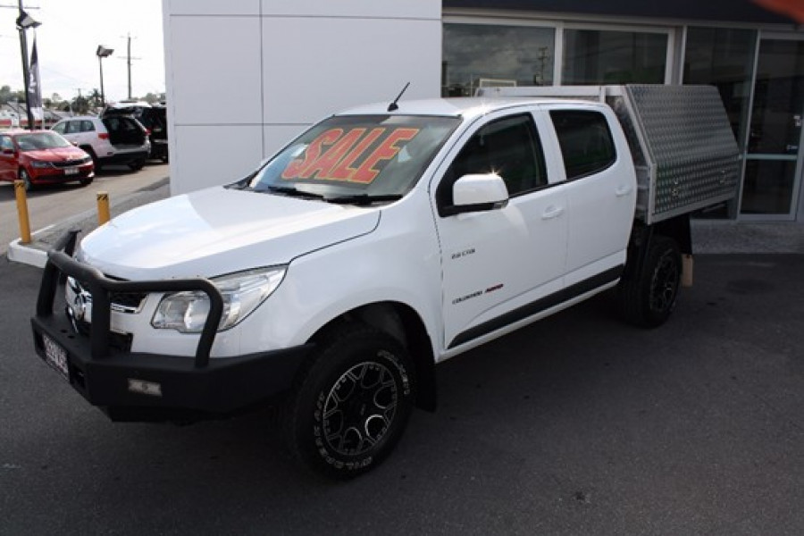 2012 MY13 Holden Colorado RG  LX Utility