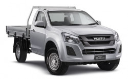 New Isuzu UTE 4x2 SX Single Cab Chassis High-Ride