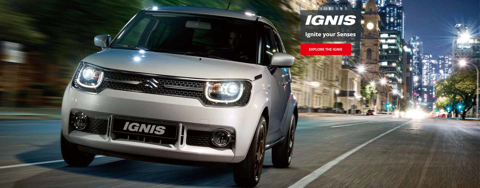 Explore the new Suzuki Ignis and ignite your senses at Nundah Suzuki Brisbane.