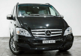 Mercedes-Benz Viano BlueEFFICIENCY 639 MY12