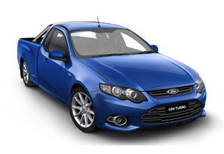 New Ford Falcon Ute MkII