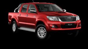HiLux SR5 4x4 Double-Cab Pick-Up Turbo Diesel [E]
