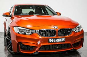 BMW M3 M-DCT F80