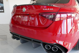 2016 Alfa romeo Giulia Sedan