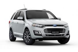 Ford Territory Titanium AWD SZ II