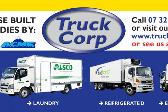 TRUCK CORP announced as Show Award finalists
