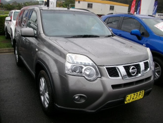 Nissan X-Trail TS T31 T31 Turbo