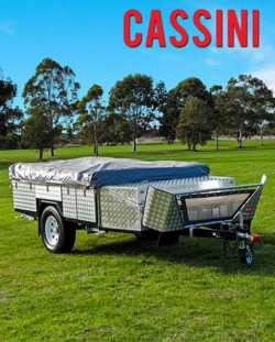 New Mars Campers Cassini
