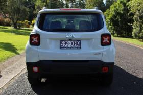 2015 MY16 Jeep Renegade BU Longitude Hatchback