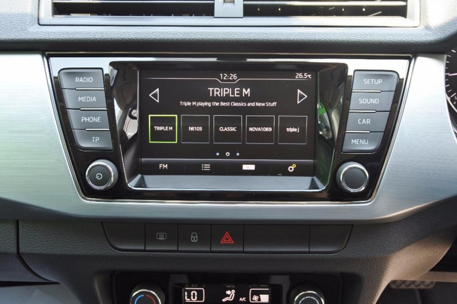 2017 MY18 Skoda Fabia   81TSI DSG Wagon
