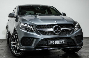 Mercedes-Benz GLE350 d Coupe 9G-Tronic 4MATIC C292 807MY