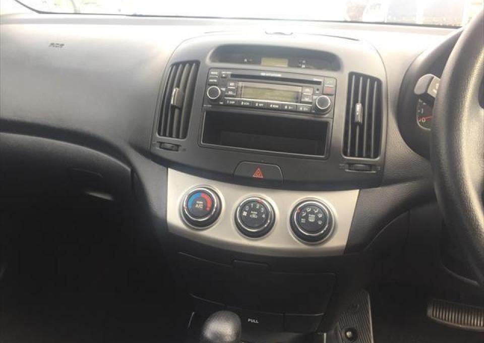 2010 Hyundai Elantra HD  SX Sedan