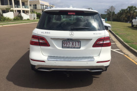 2014 Mercedes-Benz Ml250 W166 BlueTEC Wagon