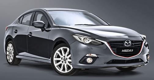 2014 Mazda3 XD Astina