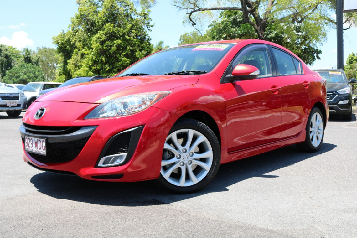 2009 Mazda 3 BL Series 1 SP25 Sedan