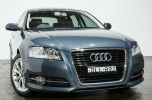 Audi A3 Ambition Sportback 8P MY12 (N1)