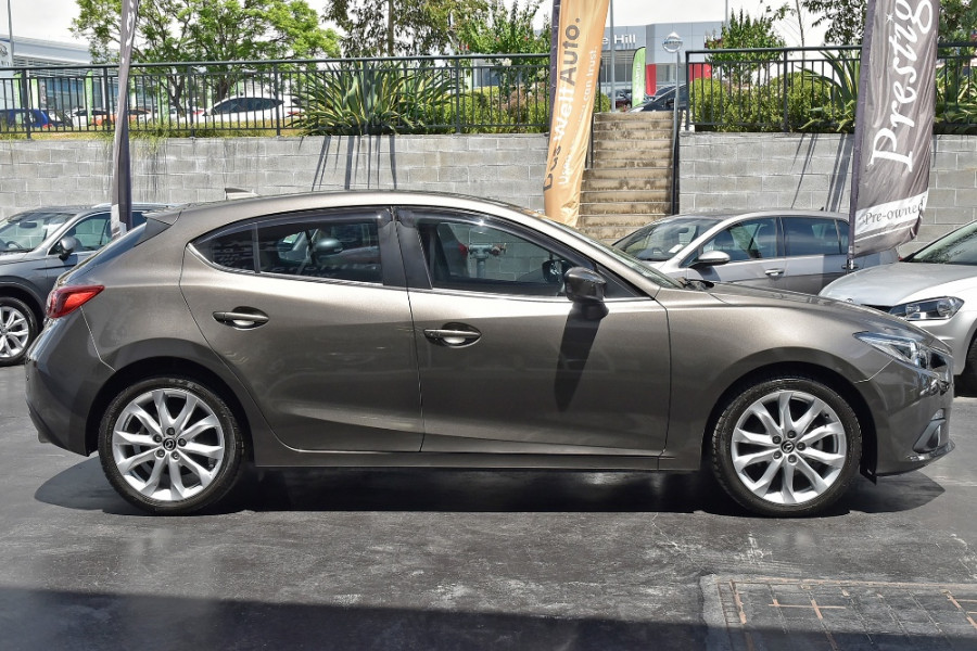 2015 Mazda 3 BM5436 SP25 GT Hatch