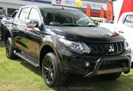 Mitsubishi Triton GLS  Sports Edition Double Cab Pick Up 4WD MQ