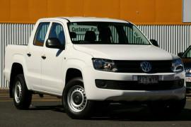Volkswagen Amarok Dual Cab 2WD 2H