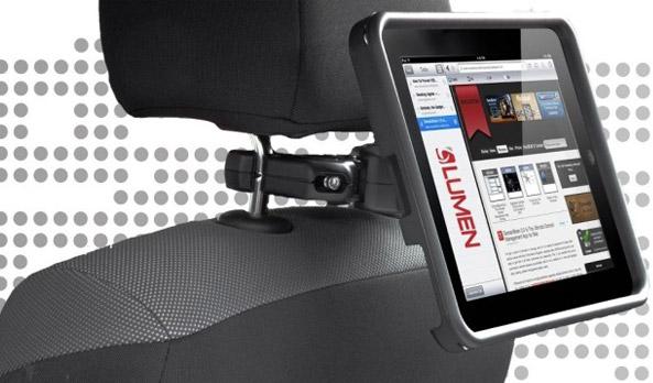iPad Cradle - Lumen