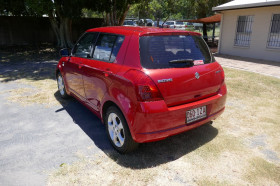2005 Suzuki Swift RS415 GLX Hatchback