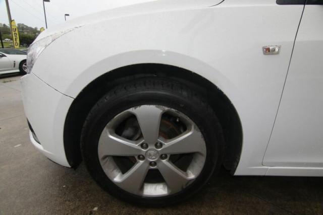 2010 Holden Cruze JG CDX Sedan