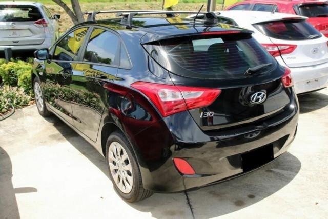2016 Hyundai i30 GD4 SERIES II M Active Hatchback