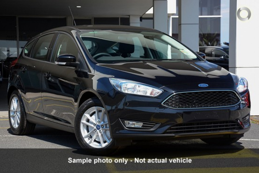 2016 MY16.75 Ford Focus LZ Trend Hatch Hatchback