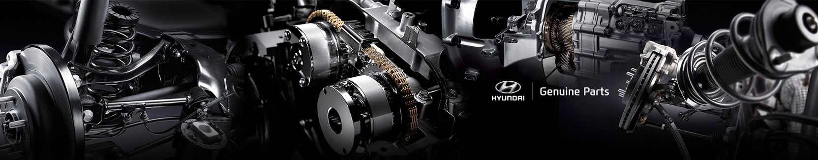 Hyundai genuine parts are essential for keeping your Hyundai in perfect condition.