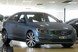 Volvo S60 T5 Adap Geartronic Luxury F Series MY16