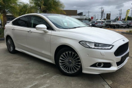 Ford Mondeo Titanium PwrShift MD 2017.00MY