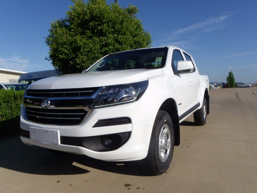 2016 MY17 Holden Colorado RG 4x4 Crew Cab Pickup LS Ute