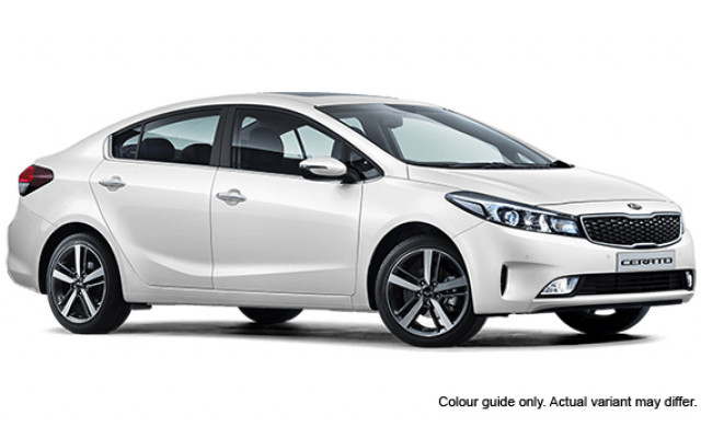 Kia Cerato Sedan S Premium YD