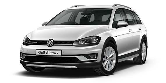 2017 Volkswagen Golf Alltrack 7.5 135TDI Premium Hatch