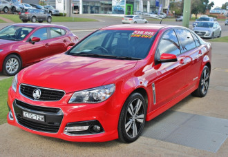 Holden Commodore SS - Storm Used VF  SS