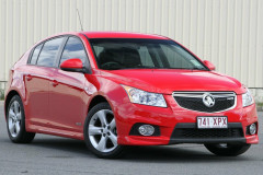 Holden Cruze SRi JH Series II MY12